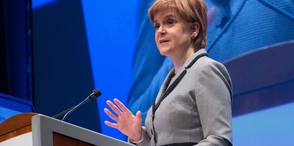 First Minister of Scotland opens 2017 World Forum on Natural Capital